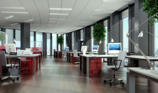 Office Cleaning & Maintenance